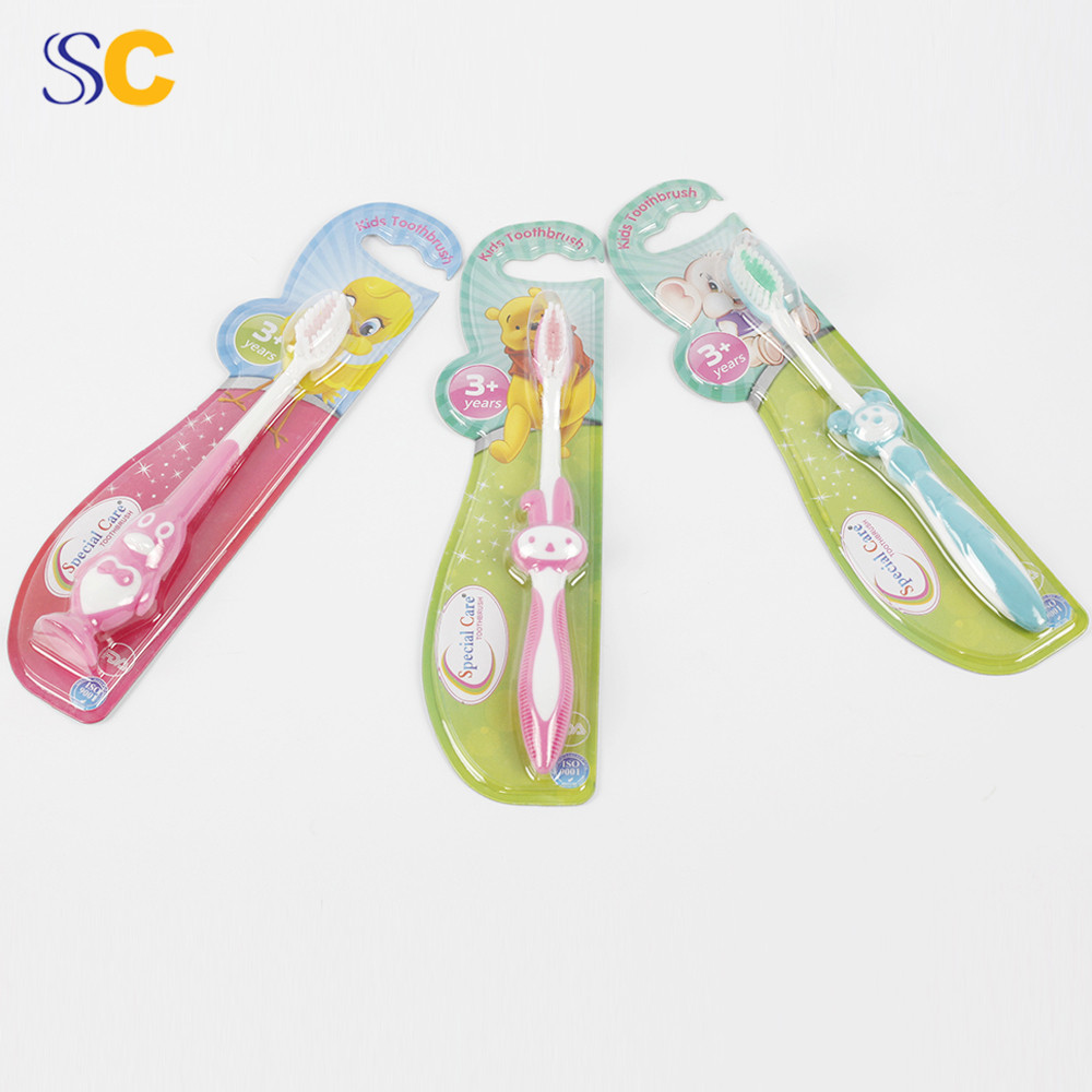 Cute Cartoon Soft Kids Toothbrush
