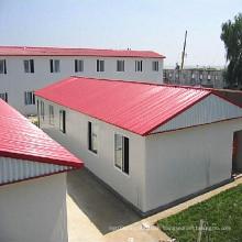 Dismountable Prefab Steel Structure House