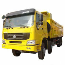 Cheap Second Hand Sinotruk Howo dump truck