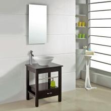 Modern Wooden Bathroom Cabinet (B-262)