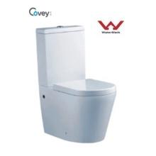 2016 nuevo diseño de una pieza de tocador / agua ahorro de agua armario (CVT2057)