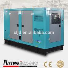 160kva diesel generator canopy diesel generating set 128kw for sale