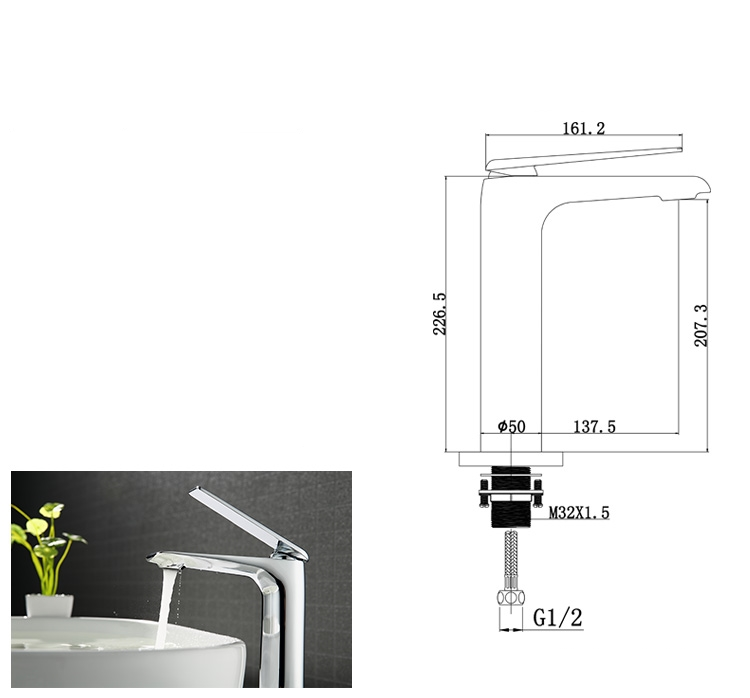 Anti-rust and Durable Faucet