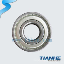 Sliding door wheels low noise ball bearings