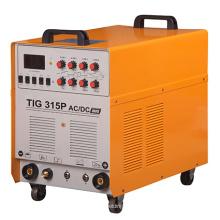 315A AC / DC Funciton Inverter TIG Máquina de solda (TIG315P AC / DC)