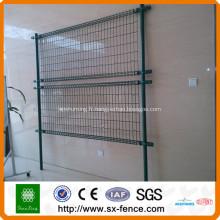 clôture à double boucle de sécurité