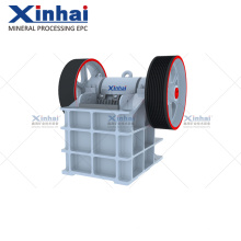 High Efficiency Small Mobile Jaw Crusher / Jaw Crusher for Gold Mining