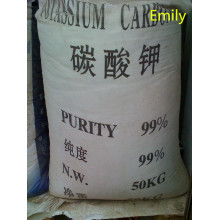 Factory of Potassium Carbonate 99%Min 584-08-7