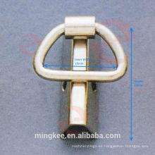 Clip de unión lateral y de borde para accesorios de fabricación de bolsas (F6-136S)