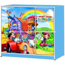 Gabinete para niños
