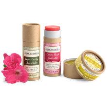 Deodorant Containers Push Up Lip Balm Tube Box