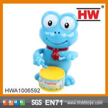 Popular pequenos animais de plástico Wind Up crianças brinquedos baratos