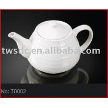 hotel supplies chinese porcelain tea pot (No.T0002)