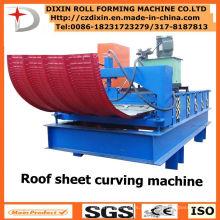 Máquina formadora de crimpagem para telhado Dx