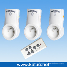 Socket de controle remoto sem fio francês (KA-FRS04)