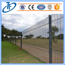 High Security 358 Fence met Y-profiel