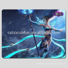 New design game fight mouse pad with high quality