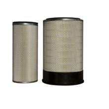 Peças sobresselentes do filtro de ar do caminhão do motor diesel de Shacman