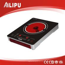 Cocina infrarroja vendedora caliente modelo 2017 de CE / CB