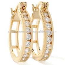 Gold Earrings for Women Jewelry