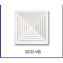 HVAC Aluminium Ring Decke Luftverteiler