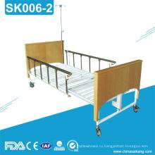 SK006-2 разр медицинская электрическая кровать ухода