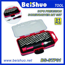 High Quality Multi Screwdriver Bit Set with Multi Bit Head