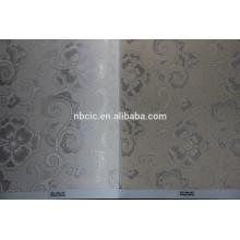 Wallfabric de Wallcloth de têxteis do Jacquard CIF
