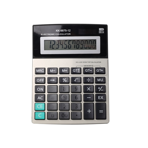 HY-2233a 500 DESKTOP CALCULATOR (2)