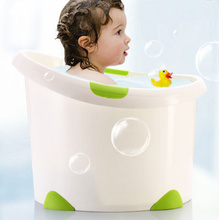 Fashion Baby Bathtub Baby Bath Bucket