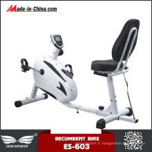 Body Fit Indoor Home Recumbent Exercise Bike
