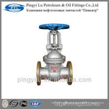 Válvulas de aço inoxidável pn16