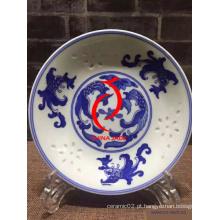 Porcelain Plate O Melhor Presente Promocional