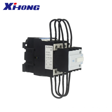 Brand New 50/60hz CJ19-63 3 Phase AC Capacitor Contactor electrical contactor