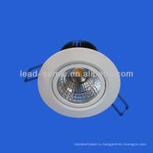 Новые cob10w / 6w привели вниз огни декоративные потолочные светильники