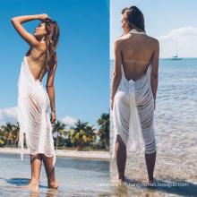 couvertures de bikini sexy évider glands en gros beachwear
