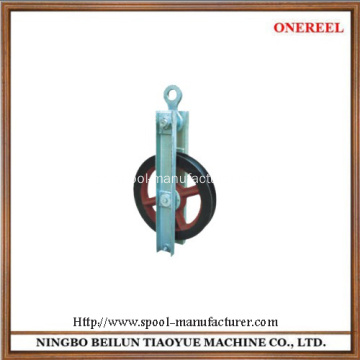 Cable Conductor String Polea Block