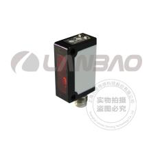 Sensores fotoelétricos de supressão de fundo de plástico retangular (PSC-E1 DC3)