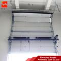 Porte sectionnelle intérieure de garage industriel d'unité centrale d'entrepôt