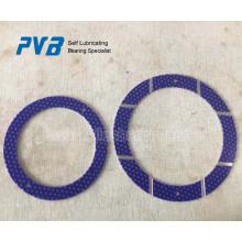 Multi layer thrust washer,POM Purple coated washer,PCMW .. M standard ubricating wahser