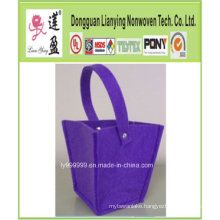Purple Popular up Mini Greenhouse Flower Pot