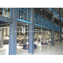 Alcohol Leach Protein Concentrate Production Line and Complete Set of Equipment, Soy Protein