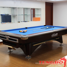 2015 brand new 6th Generation best pool tables for home use