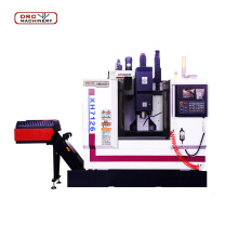 High positioning accuracy cnc vertical machining center XH7126 cnc milling machine