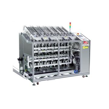 6Channel Face Mask Pack Filling Machine