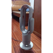 Vente chaude ABS 10 pouces PTC Table De Chauffage En Céramique Électrique Mini ventilateur chaud et froid avec contrôleur à distance