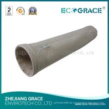 Industrieller Luftfilter Polyester Filterbeutel