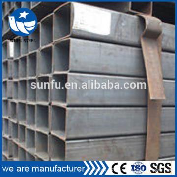 Fabrik Preis EN 10219 SHS Möbel Rohr von China Hersteller