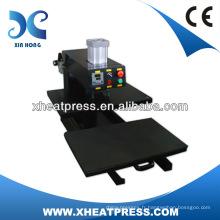 Machine de transfert pneumatique de chaleur pour table de tirage FJXHB5