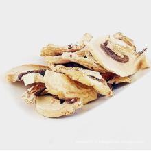 Tranches de champignon séchées